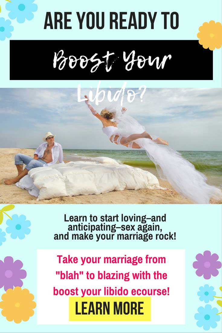 Boost Your Libido!