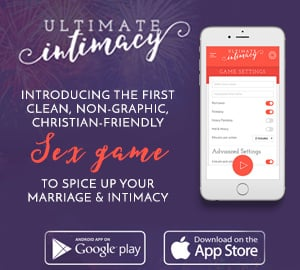 Ultimate Intimacy: Christian bedroom game