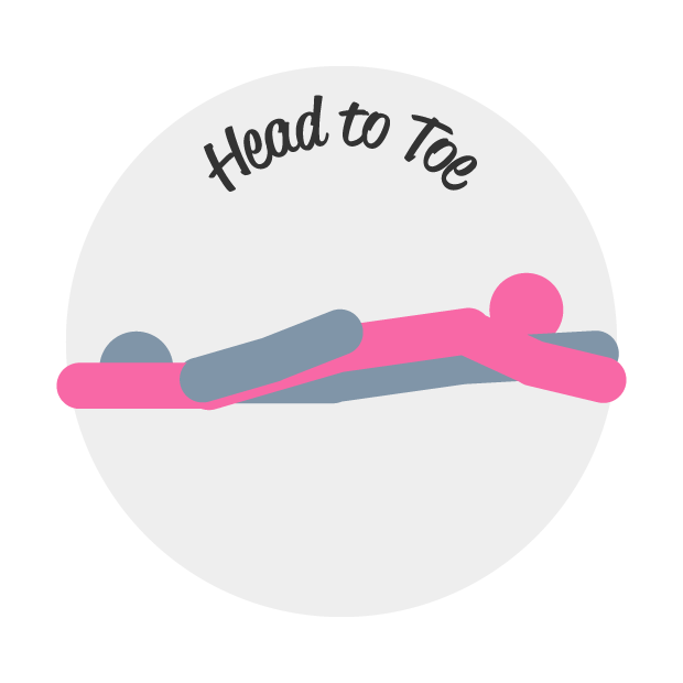 Head-to-Toe Sex Position Illustrations