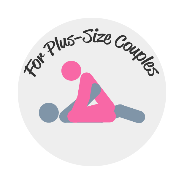 Sex Positions for Plus-Size Couples