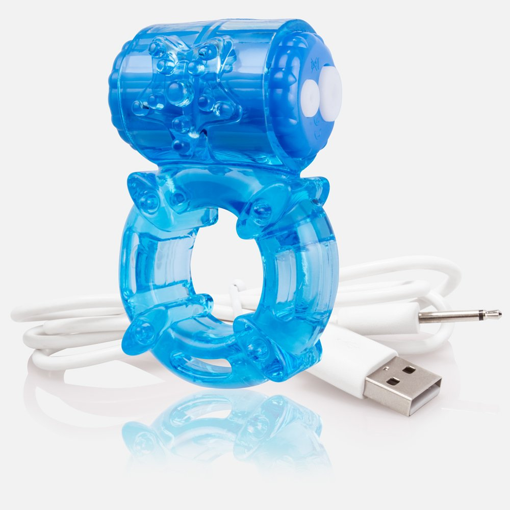 Charged BigO Vibrating Ring